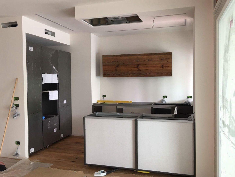 Basi Su Misura.Cucina Basi Colonne Misura Montaggio Appartamento Riccione
