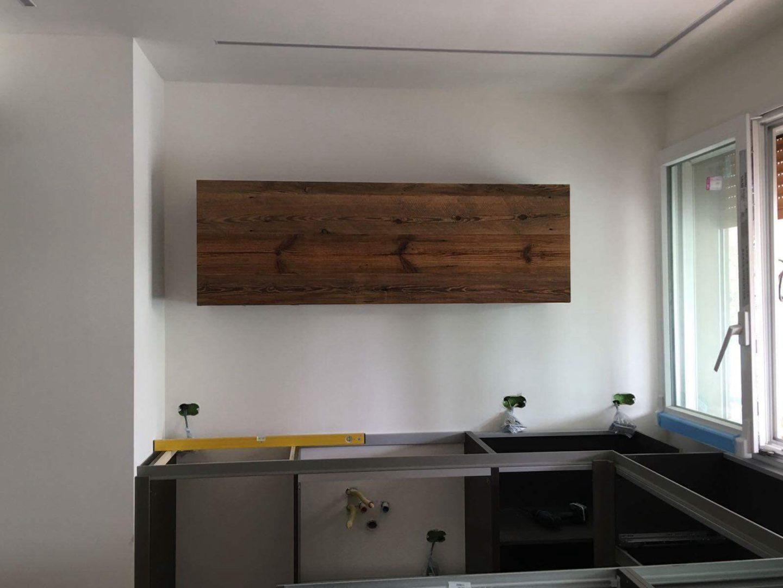 Basi Su Misura.Cucina Basi Montaggio Misura Appartamento Riccione Segni D