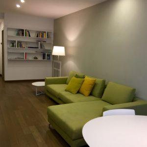 Libreria Relax Divano Pranzo Tavolo Appartamento Centro Ravenna