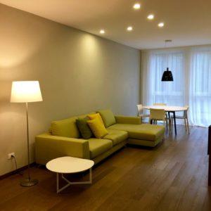 Relax Divano Pranzo Tavolo Illuminazione Appartamento Centro Ravenna