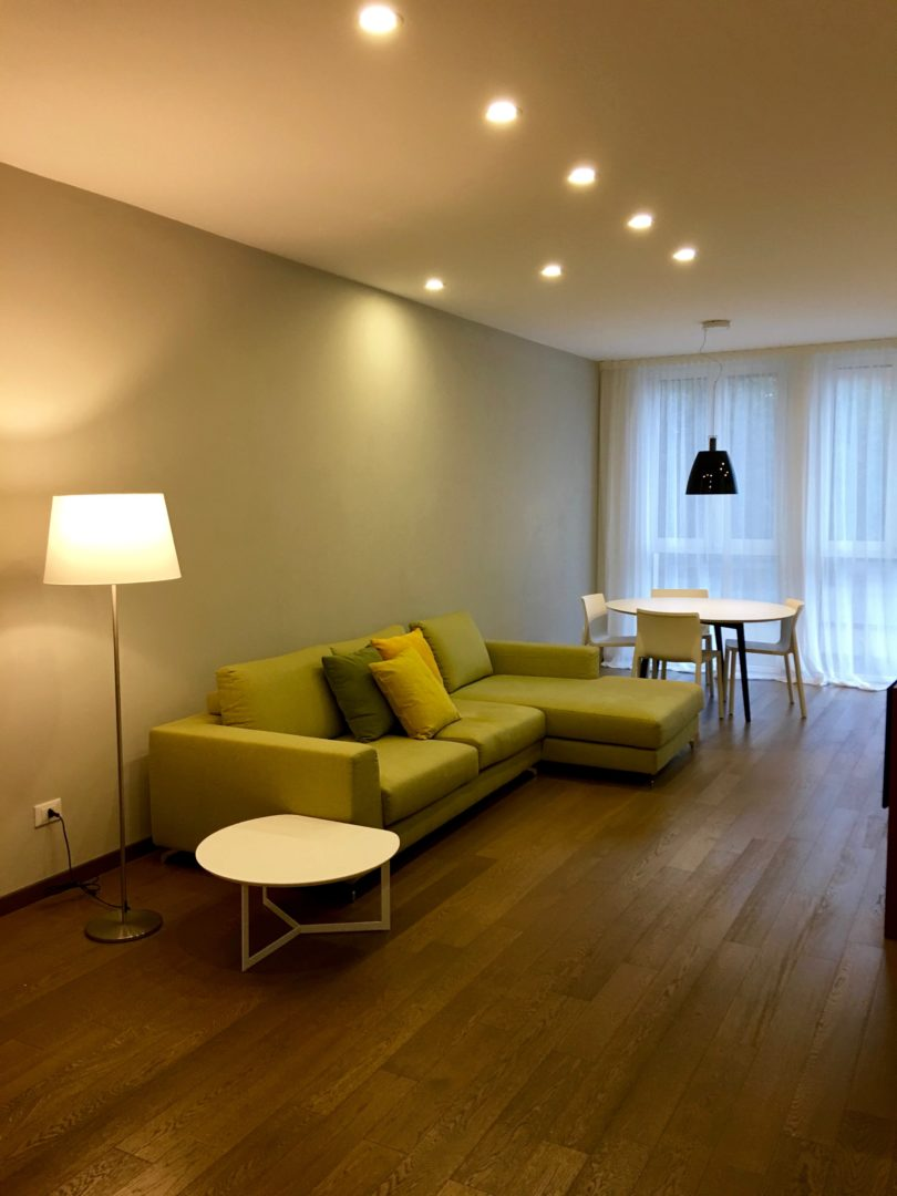arredamento completo per appartamento in centro a ravenna