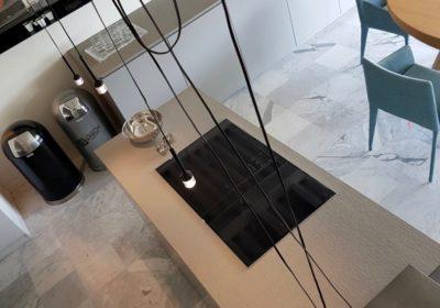 Mittel Cucina Trenta Gradi Pietra Metalizzato Ishowroom